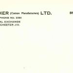 Fletcher's Mill Letterhead