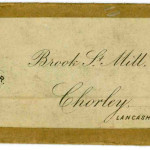 Label from Fletcher's Mill