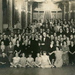 Fletchers Mill Ball 1935