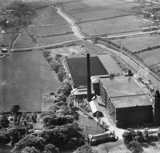 Talbot Mill 1939